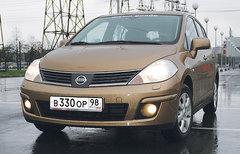 ������ � Nissan Tiida