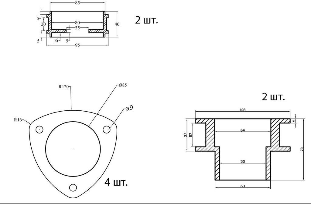 Gv 2 U0026quot  Lift Spacers Diagram