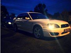 Subaru Legacy B4 2001 ����� ��������� | ���� ����������: 12.10.2012