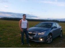 Chevrolet Cruze 2013 ����� ��������� | ���� ����������: 08.04.2013