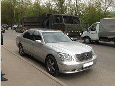 Lexus LS430 2003 ����� ��������� | ���� ����������: 20.07.2013