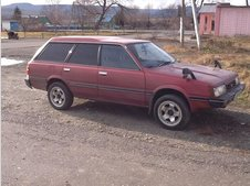 Subaru Leone 1985 ����� ��������� | ���� ����������: 11.10.2013