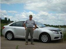 Chevrolet Cruze 2012 ����� ��������� | ���� ����������: 02.11.2013