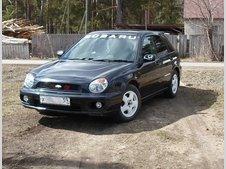 Subaru Impreza 2002 ����� ��������� | ���� ����������: 02.11.2013