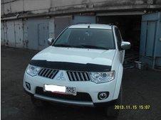 Mitsubishi Pajero Sport 2012 ����� ��������� | ���� ����������: 15.11.2013