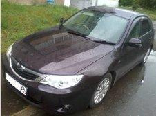 Subaru Impreza 2007 ����� ��������� | ���� ����������: 10.12.2013