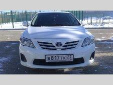 Toyota Corolla 2012 ����� ��������� | ���� ����������: 31.12.2013
