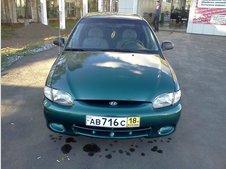 Hyundai Accent 1998 ����� ��������� | ���� ����������: 09.01.2014