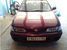 Nissan Almera 1999 ����� ��������� | ���� ����������: 01.02.2014
