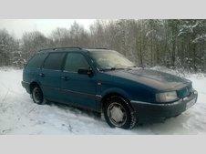 Volkswagen Passat 1992 ����� ��������� | ���� ����������: 12.02.2014