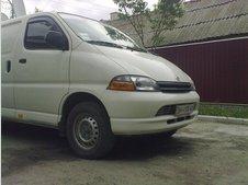 Toyota Hiace 2000 ����� ��������� | ���� ����������: 14.02.2014