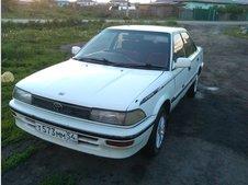Toyota Corolla 1988 ����� ��������� | ���� ����������: 10.03.2014