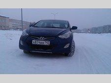 Hyundai Elantra 2012 ����� ��������� | ���� ����������: 01.04.2014