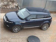 Land Rover Range Rover Evoque 2012 ����� ��������� | ���� ����������: 15.04.2014