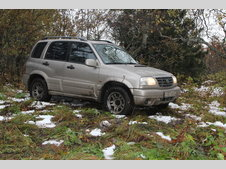 Suzuki Grand Vitara 2001 ����� ��������� | ���� ����������: 10.05.2014