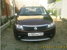 Renault Sandero Stepway 2013 ����� ���������