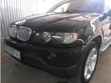 BMW X5 2001 ����� ���������   ���� ����������: 10.06.2014