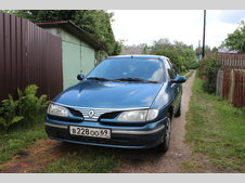Renault Megane 1998 ����� ��������� | ���� ����������: 20.06.2014