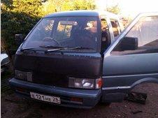 Nissan Vanette 1990 ����� ��������� | ���� ����������: 20.06.2014
