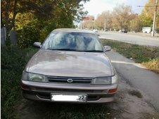 Toyota Corolla 1992 ����� ��������� | ���� ����������: 30.06.2014