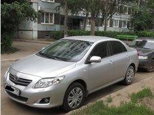 Toyota Corolla 2008 ����� ��������� | ���� ����������: 04.07.2014