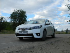 Toyota Corolla 2014 ����� ���������   ���� ����������: 05.07.2014