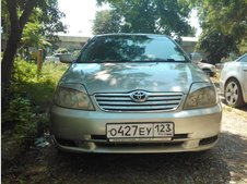 Toyota Corolla 2003 ����� ��������� | ���� ����������: 11.07.2014