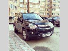 Opel Antara 2013 ����� ��������� | ���� ����������: 12.07.2014