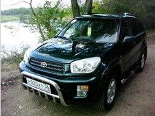 Toyota RAV4 2001 ����� ��������� | ���� ����������: 03.08.2014