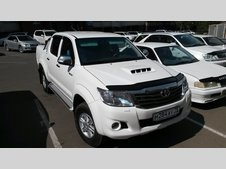 Toyota Hilux Pick Up 2012 ����� ��������� | ���� ����������: 05.08.2014