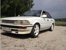 Toyota Corolla 1987 ����� ��������� | ���� ����������: 06.08.2014