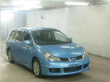 Nissan Wingroad 2011 ����� ��������� | ���� ����������: 18.08.2014
