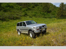 Toyota Land Cruiser 1997 ����� ��������� | ���� ����������: 20.08.2014