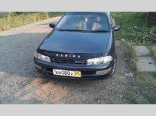 Toyota Carina 1993 ����� ��������� | ���� ����������: 20.08.2014