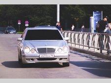 Mercedes-Benz E-Class 2002 ����� ��������� | ���� ����������: 20.08.2014