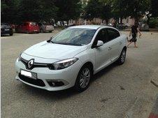 Renault Fluence 2013 ����� ��������� | ���� ����������: 21.08.2014