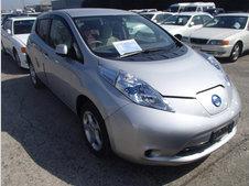 Nissan Leaf 2011 ����� ���������   ���� ����������: 25.08.2014