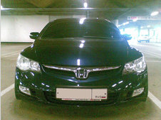 Honda Civic 2007 ����� ��������� | ���� ����������: 29.08.2014