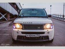 Land Rover Range Rover Sport 2008 ����� ��������� | ���� ����������: 04.09.2014