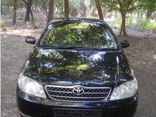 Toyota Corolla 2002 ����� ��������� | ���� ����������: 11.09.2014