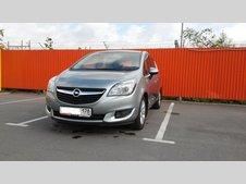 Opel Meriva 2014 ����� ���������