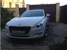 Peugeot 508 2012 ����� ���������