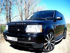 Land Rover Range Rover Sport 2005 ����� ��������� | ���� ����������: 21.09.2014