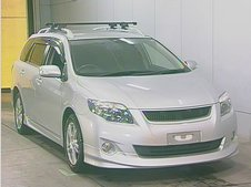 Toyota Corolla Fielder 2010 ����� ���������   ���� ����������: 23.09.2014