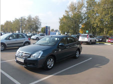 Nissan Almera 2014 ����� ��������� | ���� ����������: 26.09.2014