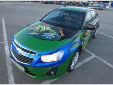 Chevrolet Cruze 2013 ����� ��������� | ���� ����������: 05.10.2014