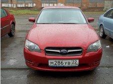 Subaru Legacy 2004 ����� ��������� | ���� ����������: 15.10.2014
