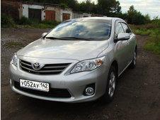 Toyota Corolla 2012 ����� ��������� | ���� ����������: 18.10.2014