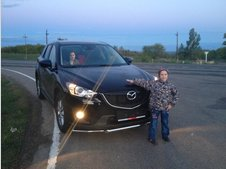 Mazda CX-5 2014 ����� ���������   ���� ����������: 23.10.2014