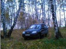 Chevrolet Niva 2011 ����� ��������� | ���� ����������: 28.10.2014